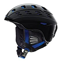 Smith Optics Variant Helmet, Small, Black, Lyon Blue