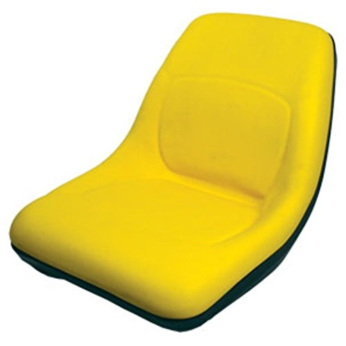AM879503 New John Deere Compact Tractor Yellow Seat 4010 4100 4110 4115 445 455