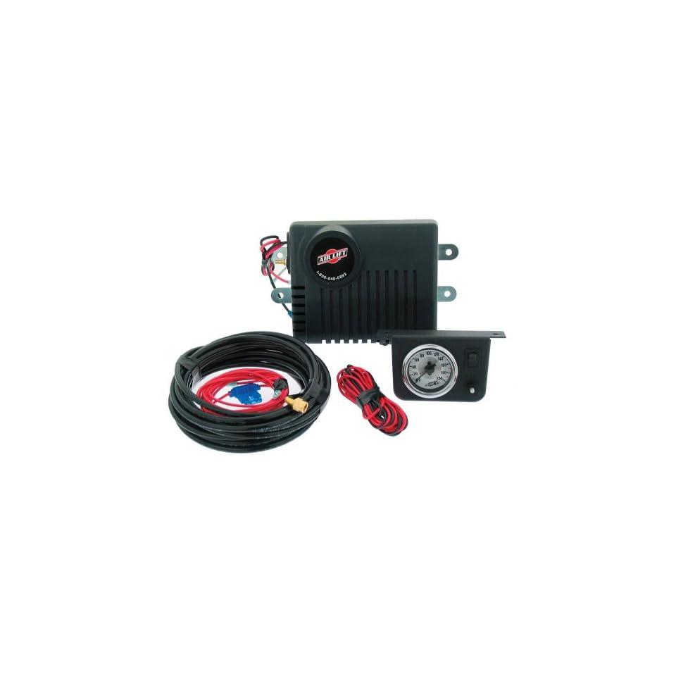 AIR LIFT 25804 Air Shock Controller Kit