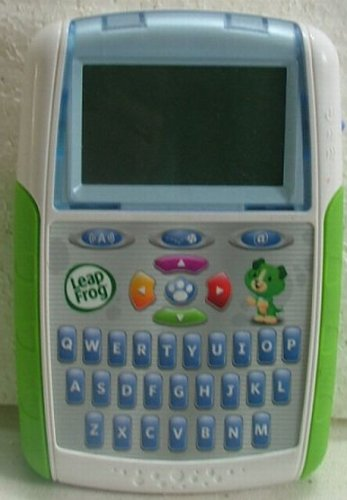 2009 Leap Frog Dog Scout Alphabet Hand Held Game System. - 1