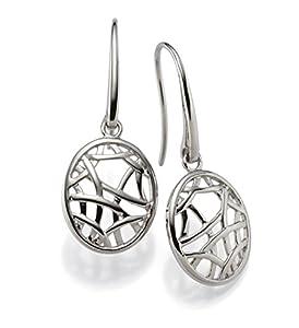 Evita Damen-Ohrhänger 925 Silber rhodiniert - 790054
