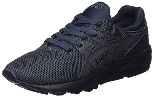 asics-unisex-adults-gel-kayano-trainer-evo-low-top-sneakers-blue-india-ink-india-ink-6-uk-40-eu
