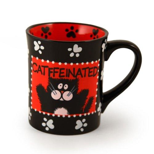 our name is mud catffeinated coffee mug amazon