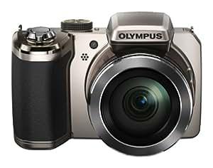 Olympus SP-820UZ Appareil Photo Numérique 15,3 Mpix Zoom Optique 40 x Argent