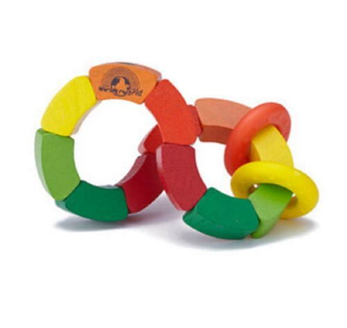 Wonderworld Twisty Rattle