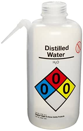 thesis about bottled distilled water