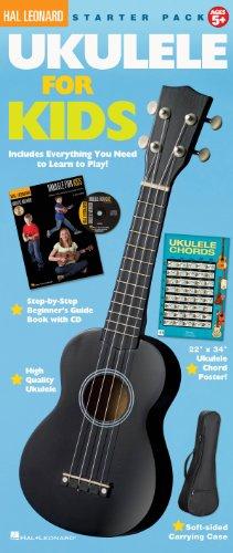Hal Leonard 119947 Ukulele For Kids Starter Pack