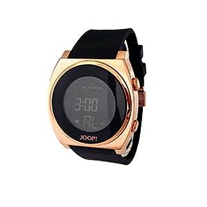 Joop Herren-Armbanduhr XL Digital Quarz Kautschuk JP100751F03