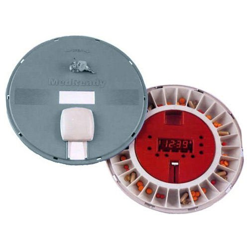 livefine automatic pill dispenser instructions