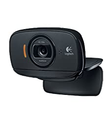 Logitech HD webcam c525 - cámara web - color - audio - hi-speed USB