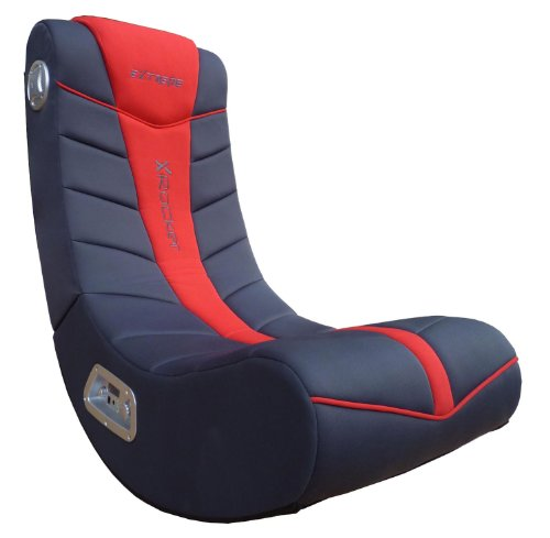 THIS ONE ROCKS !!! Gaming Rocker Chair with Audio System