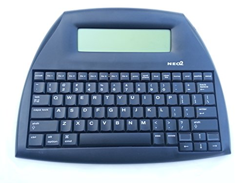 Fantastic Deal! Alphasmart Neo - Handheld