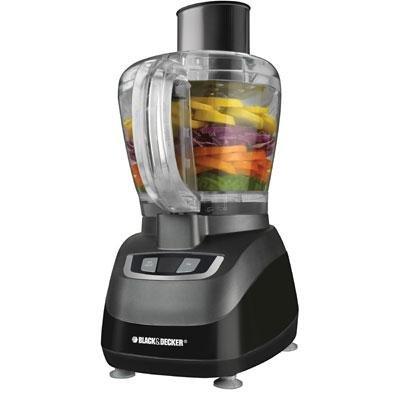 Applica - BD 7c Food Processor GryBlk