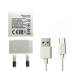 Link+ 2.1A Travel Charger And Data Cable For Lenovo Vibe P1