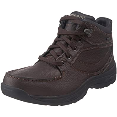 Dunham by New Balance Men's Incline Gore Tex Boot,Brown,8.5 D US
