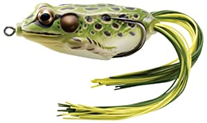 Fishingdesign Koppers Hollow Belly Frog Bait Casting Trolling Vivid from Fishingdesign