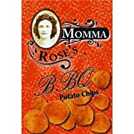 SUCCESS SNACKSMR1002Momma Roses Potato Chips-MOMMA ROSES SW BBQ CHIPS