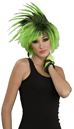 Forum Novelties Inc. Twist O' Lime Adult Wig