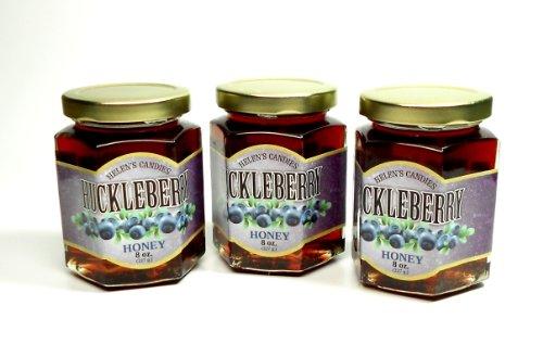 Helen's Huckleberry Honey - 3 Pack