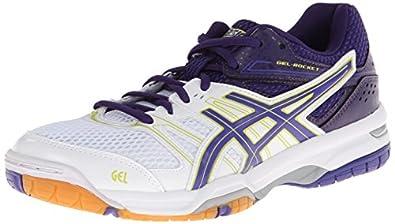 Buy ASICS Ladies Gel Rocket 7 Volley Ball Shoe by ASICS