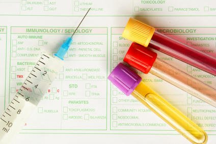 Premium Blood Test Kit For Nicotine With Quantified Analysis For Second Hand Smoking Effects
