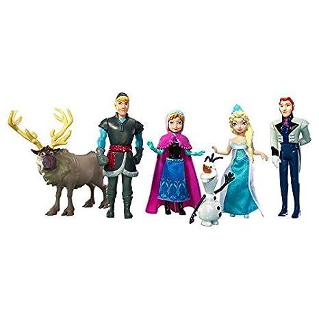 Disney Frozen Figurine Story Set by Disney Frozen