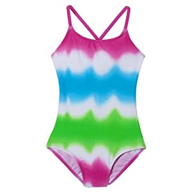 Girls' Circo® 1-pc. Value Ombre Stripe - Multicolor