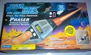 Star Trek Phaser the Next Generation Electronic
