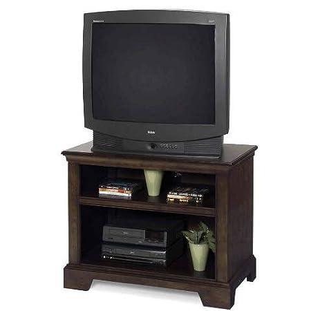 TV Stand in Walnut Finish