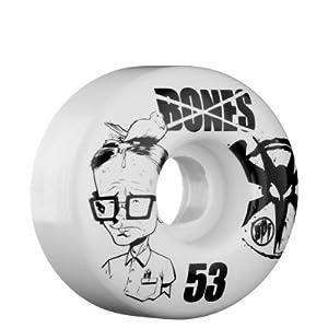 Buy Bones Skate Park Formula Twerp Wheels 53MM SPF by Bones