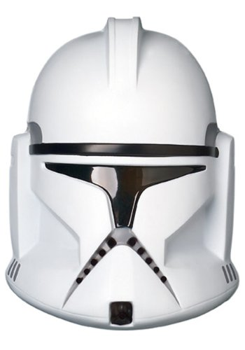 Clone Trooper 1/2 PVC Mask