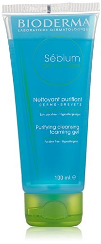 Bioderma Sebium Purifying Cleansing Foaming Gel 100ml
