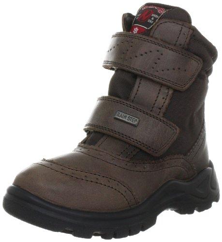 Naturino Villach02 Boots Unisex-Child Brown Braun (MORO) Size: 21