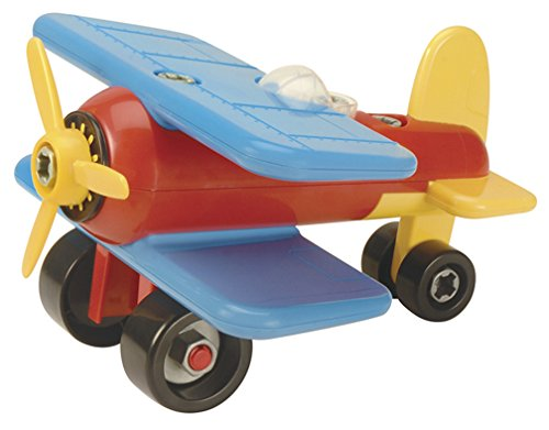 Battat Take-A-Part Vehicle Airplane (Old Model) (Toy Plane Build compare prices)