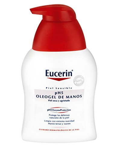 Eucerin Olio Detergente Mani 250ml