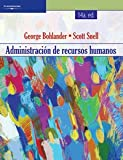 img - for Administracion de recursos humanos/ Managing Human Resources (Spanish Edition) book / textbook / text book