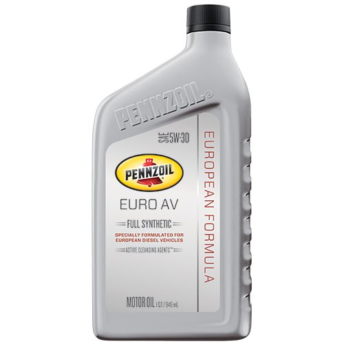 Pennzoil 550042833 6pk platinum euro l full synthetic for Pennzoil ultra platinum 0w 40 motor oil