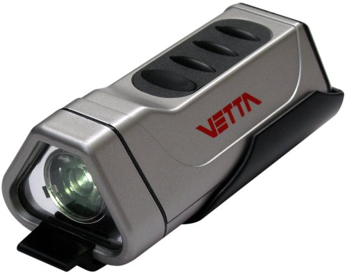 Vetta Triangular Lux Bicycle Headlight