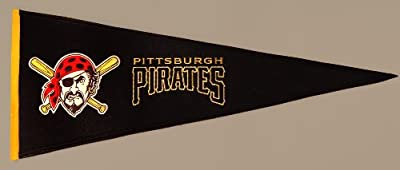 MLB Pittsburgh Pirates Medium Pennant