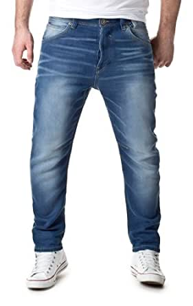 Tom Tailor Herren Hosen & Chinos long Anti Fit, (1051) blue, W30/L34