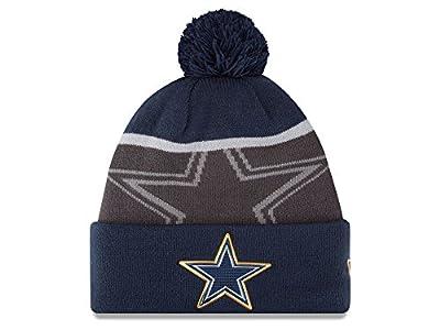 "Dallas Cowboys New Era ""Gold"" Knit Hat"