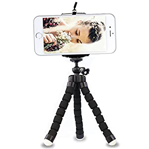 Ailun iPhone Tripod with foam plasticFBA