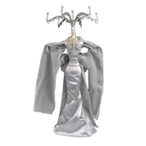 Mannequin Jewellery Stand Necklace Holder Tree