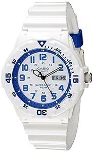 Casio Men's MRW-200HC-7B2VCF Classic Analog Display Quartz White Watch
