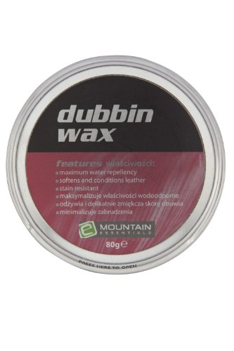 Mountain Warehouse Dubbin Wax Water Repellent Leather Care One One Size