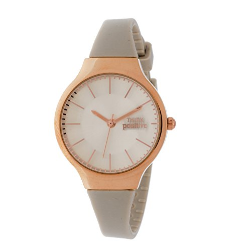 ladies-think-positiver-model-se-w31-classic-rose-strap-of-silicone-color-sand