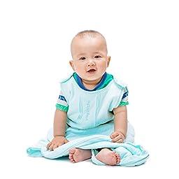 Muslin Sleepsack for Baby Toddler Girls Boys