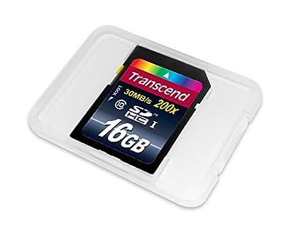 Transcend SDHC Class 10 Flash Memory Card