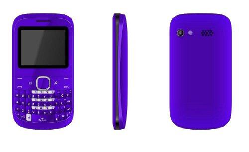 iPro i5 dual Sim Handy lila