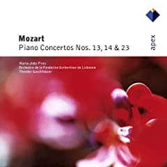 Piano Concerto No.23 in A major K488 : III Allegro assai